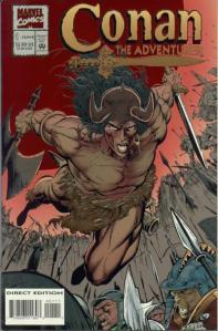 Conan Comic