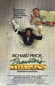 Brewsters Millions Poster