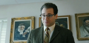 Michael Stuhlberg in the Coen brothers' A Serious Man