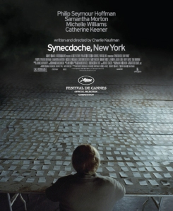Synecdoche New York Poster
