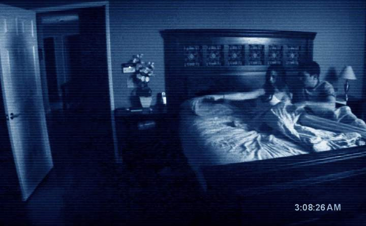 Paranormal Activity: Spine-tingling independent gem shocks audiences to the core