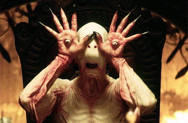 Pans Labyrinth Monster